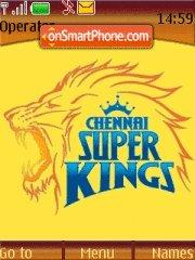 Chennai Superkings Screenshot