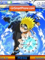 Rasengan Clock Screenshot