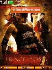 Prince of Persia: The Sands of Time tema screenshot